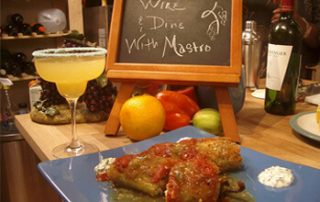 Wine and Dine with Mastro Gallery